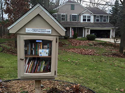 Baileys Grove Tiny Library